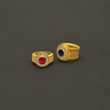 Umbria and Etruria Rings